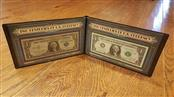 Two Centuries of U.S. Currency - 1957 Silver Certificate & 2006 Federal Reserve